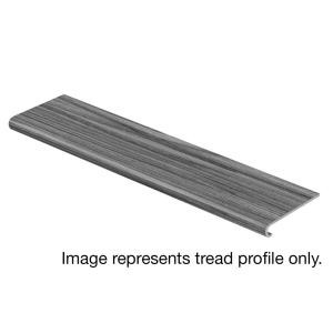 Cap A Tread Watkins Hickory 47 in. Length x 12-1/8 in. Deep x 1-11/16 in. Height Laminate to Cover Stairs 1 in. Thick-016071902 300974821