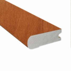 Copper 0.81 in. Thick x 2-3/8 in. Wide x 78 in. Length Hardwood Flushmount Stair Nose Molding-LM6196 203198203