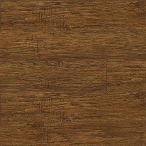 Dixon Run Thunder Ridge Hickory 8 mm Thick x 4.96 in. Wide x 50.79 in. Length Laminate Flooring (20.99 sq. ft. / case)-DR12 300650875