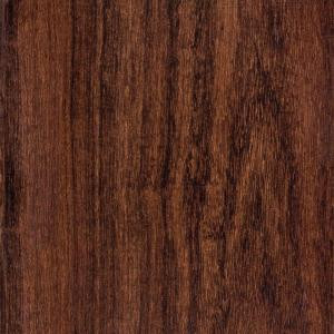 Hampton Bay Hand Scraped Canyon Grenadillo 8 mm Thick x 5-9/16 in. Wide x 47-3/4 in. Length Laminate Flooring (18.45 sq. ft. / case)-HL1002 202638002