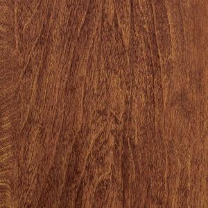 Hampton Bay Hand Scraped La Mesa Maple 8 mm Thick x 5-5/8 in. Wide x 47-3/4 in. Length Laminate Flooring (18.65 sq. ft. / case)-HL1045 202925874