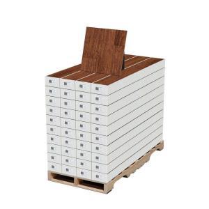 Hampton Bay Hand Scraped La Mesa Maple 8 mm x 5-5/8 in. Wide x 47-3/4 in. Length Laminate Flooring (40 cases / 746 sq. ft. / pallet)-HL1045-40 206515921