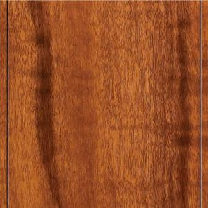 Hampton Bay Jatoba 8 mm Thick x 5 in. Wide x 47-3/4 in. Length Laminate Flooring (13.26 sq. ft. / case)-HL89 100686179