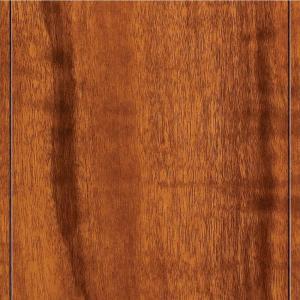 Hampton Bay Jatoba 8 mm Thick x 5 in. Wide x 47-3/4 in. Length Laminate Flooring (13.26 sq. ft. / case)-HL89 100686179