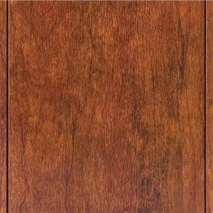 Hampton Bay Keller Cherry 8 mm Thick x 5 in. Wide x 47-3/4 in. Length Laminate Flooring (13.26 sq. ft. / case)-HL82 100671332