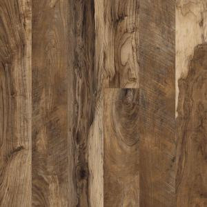 Hampton Bay Maple Grove Natural 12 mm Thick x 6-3/16 in. Wide x 50-1/2 in. Length Laminate Flooring (17.40 sq. ft. / case)-195146 203547118