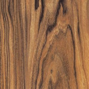 Hawaiian Tigerwood Laminate Flooring - 5 in. x 7 in. Take Home Sample-HL-702000 203872815