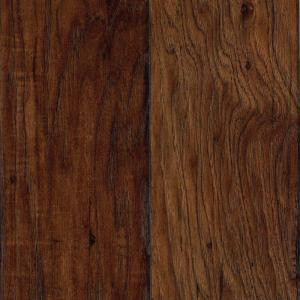 Home Decorators Collection Espresso Pecan 8 mm Thick x 6-1/8 in. Wide x 54-11/32 in. Length Laminate Flooring (23.17 sq. ft. / case)-HDC601 204853193