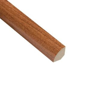 Home Legend Canyon Cherry 3/4 in. Thick x 3/4 in. Wide x 94 in. Length Laminate Quarter Round Molding-HL1001QR 202638059