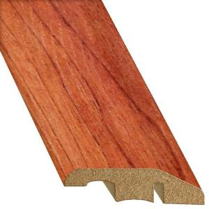 Innovations Rio Brazilian Walnut 1/2 in. Thick x 1-3/4 in. Wide x 94-1/4 in. Length Laminate Multi-Purpose Reducer Molding-MRF00106 206442848