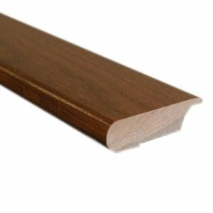 Maple Cacao 0.81 in. Thick x 3 in. Wide x 78 in. Length Hardwood Stair Nose Molding-LM6372 202103189