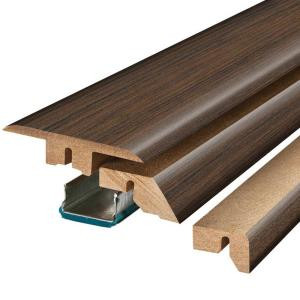 Pergo Auburn Scraped Oak 3/4 in. Thick x 2-1/8 in. Wide x 78-3/4 in. Length Laminate 4-in-1 Molding-MG001238 206961452