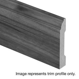 Zamma Amazon Acacia 9/16 in. Thick x 3-1/4 in. Wide x 94 in. Length Laminate Base Molding-013041885 300808570
