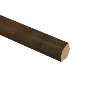 Zamma Antique Cherry 5/8 in. Thick x 3/4 in. Wide x 94 in. Length Laminate Quarter Round Molding-013141817 206981390