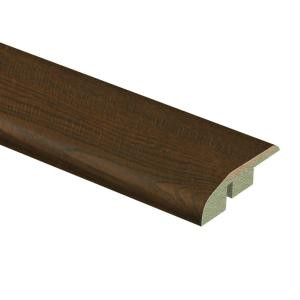 Zamma Auburn Scraped Oak 5/8 in. Thick x 1-3/4 in. Wide x 72 in. Length Laminate Multi-Purpose Reducer Molding-0137621811 206955225