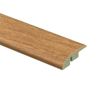 Zamma Haley Oak 1/2 in. Thick x 1-3/4 in. Wide x 72 in. Length Laminate Multi-Purpose Reducer Molding-013621730 205655768