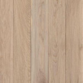 Bruce American Vintage by the Sea Oak 3/4 in. T x 5 in. W x Varying L Wide Solid Scraped Hardwood Flooring (23.5 sq. ft./case)-SAMV5BY 204662651