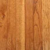 Bruce Hickory Autumn Wheat 3/4 in. Thick x 2-1/4 in. Wide x Random Length Solid Hardwood Flooring (20 sq. ft. / case)-AHS478 202595889