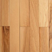 Bruce Hickory Rustic Natural 3/4 in. Thick x 2-1/4 in. Wide x Random Length Solid Hardwood Flooring (20 sq. ft. / case)-AHS461 202595885