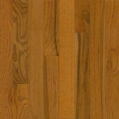 Bruce Plano Oak Gunstock 3/4 in. Thick x 3-1/4 in. Wide x Random Length Solid Hardwood Flooring (22 sq. ft. / case)-C1111 206213572