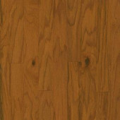 Bruce Plano Oak Gunstock 3/8 in. Thick x 3 in. Wide x Varying Length Engineered Hardwood Flooring (30 sq. ft. / case)-EPL3111 206213590