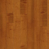 Bruce Take Home Sample - Cinnamon Maple Solid Hardwood Flooring 5 in. x 7 in.-BR-700081 203190370