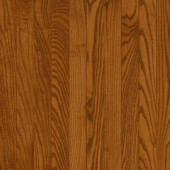 Bruce Take Home Sample - Natural Reflections Gunstock Oak Solid Hardwood Flooring - 5 in. x 7 in.-BR-667230 203354401