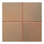 Daltile Quarry Adobe Flash 8 in. x 8 in. Ceramic Floor and Wall Tile (11.11 sq. ft. / case)-0T06881P 202653775