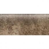 Daltile Santa Barbara Pacific Sand 2 in. x 6 in. Ceramic Bullnose Wall Tile-SB23S4269CC1P2 203213553