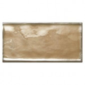 Daltile Structured Effects Balanced Taupe 3 in. x 6 in. Glazed Ceramic Wall Tile (12 sq. ft. / case)-SE2036MODAHD1P2 206623144