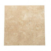 Daltile Travertine Durango 12 in. x 12 in. Natural Stone Floor and Wall Tile (10 sq. ft. / case)-T71412121U 202646852