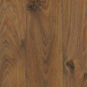 Hampton Bay Barrel Oak Laminate Flooring - 5 in. x 7 in. Take Home Sample-UN-561139 203800739