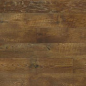 Hampton Bay Country Oak Sundown Laminate Flooring - 5 in. x 7 in. Take Home Sample-HB-547114 203800736