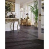 Home Decorators Collection Black Slate 8 mm Thick x 12 in. Wide x 47 in. Length Click Lock Laminate Flooring (18.56 sq. ft. / case)-934057 205871642