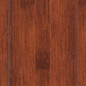 Home Decorators Collection Hand Scraped Seneca 3/8 in. Thick x 4 in. Wide x 38-5/8 in. Length Solid Bamboo Flooring (25.76 sq. ft. / case)-HL607 203520441