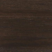 Home Decorators Collection Wire Brushed Strand Woven Prescott 3/8 in. T x 5-1/8 in. W. x 72 in. L. Click Bamboo Flooring (25.75 sq. ft. / case)-HD16125A 300011035