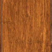 Home Legend Brushed Strand Woven Cane 3/8 in. Thick x 3-7/8 in. Wide x 36-1/4 in. Length Solid Bamboo Flooring (23.41 sq. ft. /case)-HL212 203571458