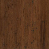 Home Legend Hand Scraped Strand Woven Almond 1/2 in. x 7.48 in. x 72.835 in. Engineered Click Bamboo Flooring (30.268 sq. ft. /case)-HL284P 206703622