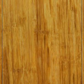 Home Legend Hand Scraped Strand Woven Natural 3/8 in. Thick x 5 in. Wide x 36 in. Length Click Lock Bamboo Flooring (25 sq.ft./case)-HL210H 202876486