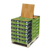 Home Legend Horizontal Toast 5/8 in. Thick x 3-3/4 in. Wide x 37-3/4 in. Length Solid Bamboo Flooring (283.08 sq. ft. / pallet)-BAFL24TO-12 202631586