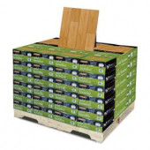 Home Legend Horizontal Toast 5/8 in. Thick x 3-3/4 in. Wide x 37-3/4 in. Length Solid Bamboo Flooring (566.16 sq. ft. / pallet)-BAFL24TO-24 202631588