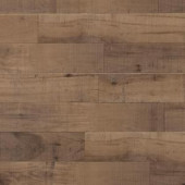 Innovations Sculpted Ecru 11-1/2 mm Thick x 11-1/2 in. Wide x 46.56 in. Length Click Lock Laminate Flooring (14.87 sq. ft. / case)-FL50018 300567267
