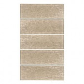 Jeffrey Court Edgewood 3 in. x 8 in. Glass Wall Tile-99352 205948401