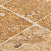 Jeffrey Court Travertino Gold 4 in. x 4 in. Travertine Floor and Wall Tile-99111 202309902