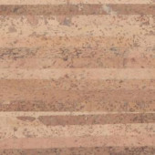 Laso Creme 10.5 mm Thick x 7 in. Wide x 46 in. Length Engineered Click Lock Cork Flooring (17 sq. ft. / case)-Laso Creme Plank 300616851