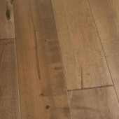 Malibu Wide Plank Take Home Sample - Maple Cardiff Engineered Click Hardwood Flooring - 5 in. x 7 in.-HM-182553 300200235