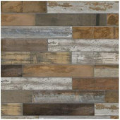 MARAZZI Montagna Wood Vintage Chic 6 in. x 24 in. Porcelain Floor and Wall Tile (14.53 sq. ft. / case)-ULRW624HD1PR 205473903