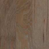 Mohawk Hamilton Gray Mist Hickory 3/8 in. Thick x 5 in. Wide x Random Length Engineered Hardwood Flooring (28.25 sq. ft. /case)-HEC92-91 206648281