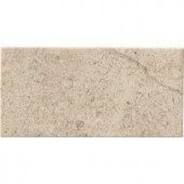 MS International Coastal Sand 3 in. x 6 in. Honed Limestone Floor and Wall Tile (1 sq. ft. / case)-CCOASAN36H 205995845