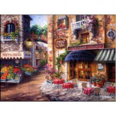 The Tile Mural Store Buon Appetito 17 in. x 12-3/4 in. Ceramic Mural Wall Tile-15-822-1712-6C 205842712
